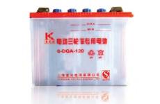 电动车专用电池6-DGA-120