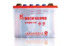 电动车专用电池6-DGA-140