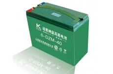 硅胶纳盐高能电池6-DZM-40