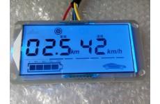 电动车液晶液晶仪表模块 液晶屏 液晶表 电动车仪表