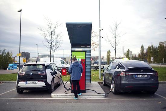 电动车时代加油站会如何转型,看看挪威是怎么做的